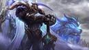 Озвучка Бога Короля Гарена - God King Garen Russian Voice - League of Legends