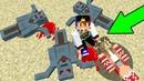 Тайное логово Вампиров Майнкрафт Выживание Мод Моды Видео Мультик для детей в Майнкрафте Карты