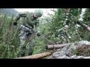 Военные альпинисты в предгорьях Спящего Саяна
