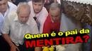 Lula no tumulo de Padre cicero em Juazeiro do Norte CE