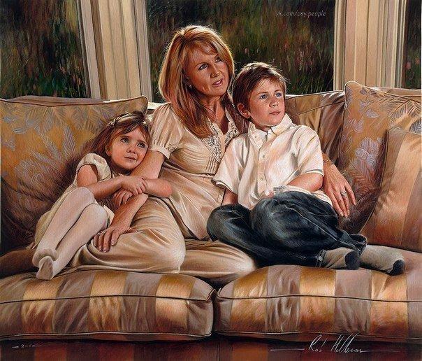 Любите Маму, пока она смеётся... И теплотой горят её глаза... И голос её в душу вашу льётся... Святой водою, чистой как слеза... Любите Маму - ведь она одна на свете... Кто любит Вас и беспрестанно ждёт... Она всегда с улыбкой доброй встретит... Она одна простит Вас и поймет.
