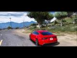 GTA 6 Графика -  REDUX - Audi S7! Игровой процесс! Ультра Реалистичная PC Графика ENB MOD