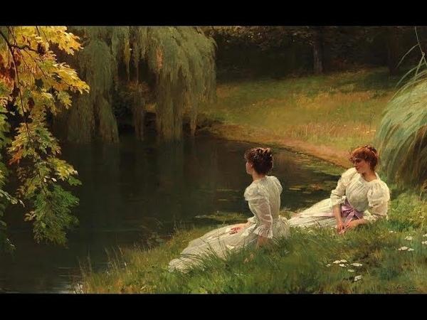 Louis Emile Adan 1839 1937 French Painter ✽ Francis Goya Guitar concerto