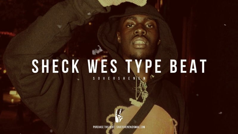MUDBOY WANTED   A$AP Rocky x Sheck Wes type beat   Trap Instrumental