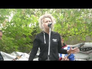 Группа Четверг (Cover Anastacia – Left Outside Alone)