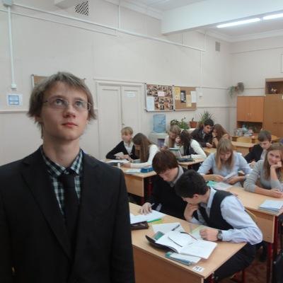 Антон Степин, 8 января 1995, Москва, id138111232