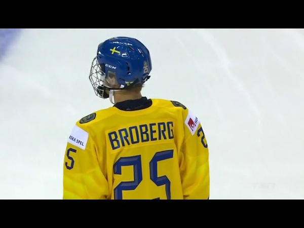 2019 IIHF World Junior Championship | Finland vs Sweden | Full Game