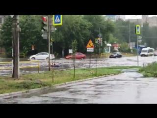 Где -то не в Белгороде.