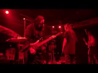 BAXAXAXA _ UNGOD _ Black Metal _ Live _ 23 März 2019 _ Helvete Oberhausen