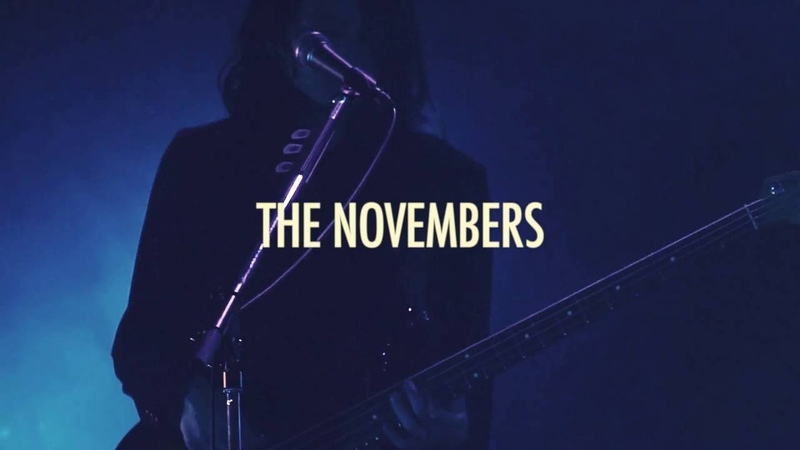 ▲THE NOVEMBERS 11th Anniversary Year FILM 4▲