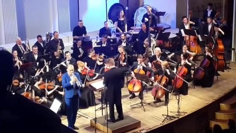Н.А.Римский-Корсаков - Шехерезада (симфо-джаз)
