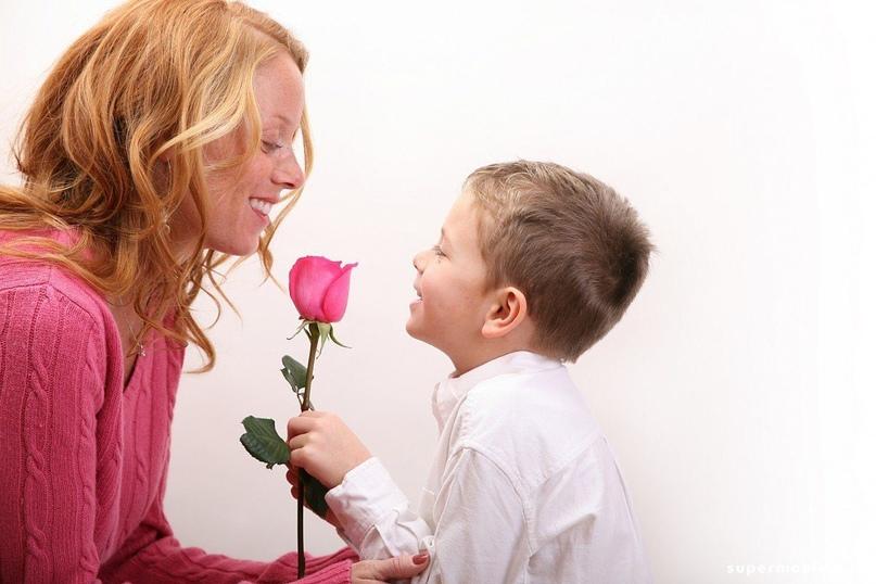 20 вещей, которые мать должна сказать своему сыну:
