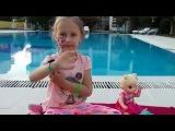 Пикник Мелисса и Doll Baby Alive открывают много сюрпризов KINDER JOY ДЛЯ ДЕВОЧЕК Видео для ...