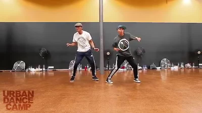 Happy - C2C _ Keone Mariel Madrid Choreography _ 310XT Films _ URBAN DANCE CAM