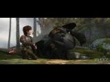 5 минут мультфильма Как приручить дракона 2 / How to Train Your Dragon (2014)