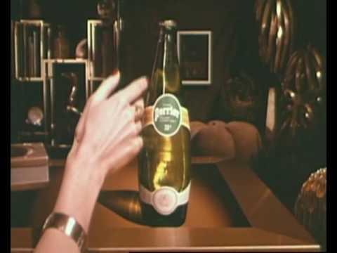 Perrier реклама 1976 года