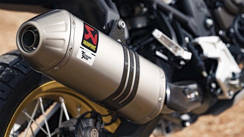 Турэндуро Yamaha Tenere 700 Rally Edition 2020