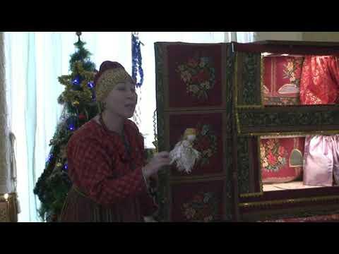 ВЕРТЕП. Рождественский кукольный спектакль для детей воскресной школы.