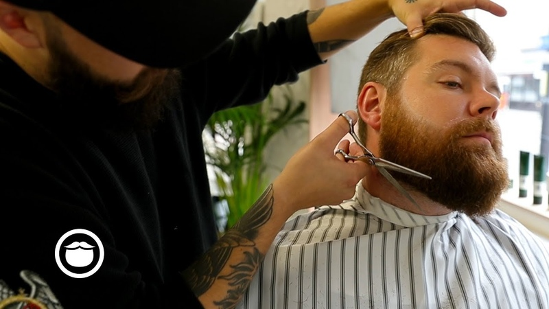 How to Clean Up Your Beard and Leave Its Natural Shape