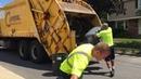 Massachusetts Adventures Part 7: Capitol Waste Mack Granite McNeilus Rear Loader