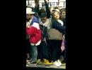 Час пик в метро Токио