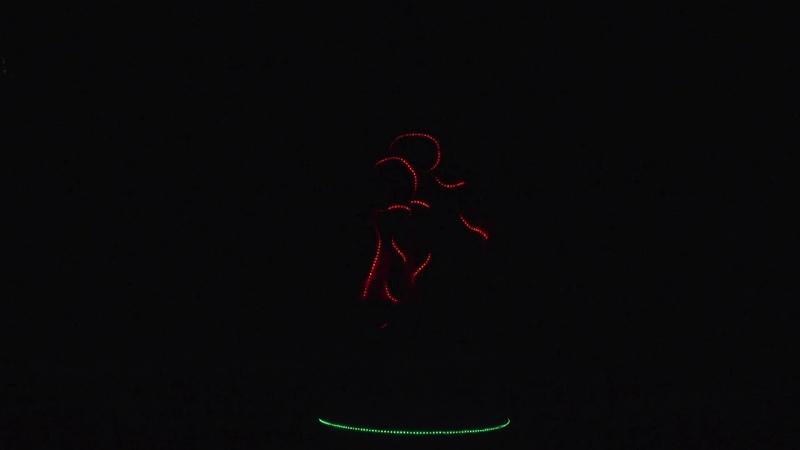 Номер Робот. Цирковая студия Феникс г.Н.Новгород. Фестиваль Золотое сечение г.Москва
