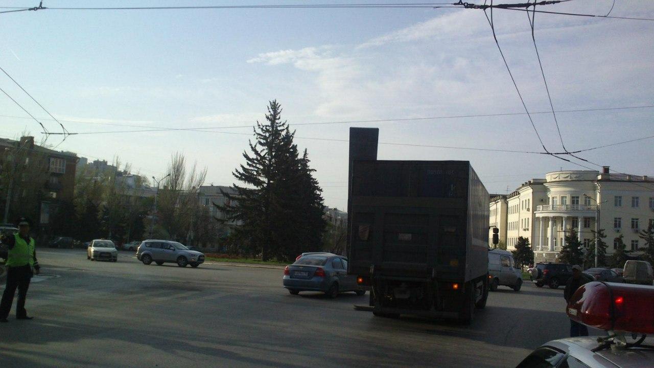 ДТП в Ростове