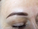 🖊Перманентный макияж бровей Пудровое напыление свежая работа Запись по 📲0713411614 и 0995102659 Виталий