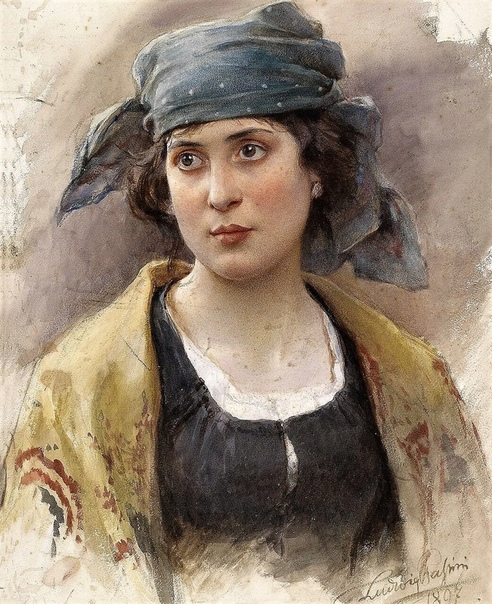 Ему рукоплескали Венеция и Рим, его акварельные картины восхищали мюнхенцев и парижан