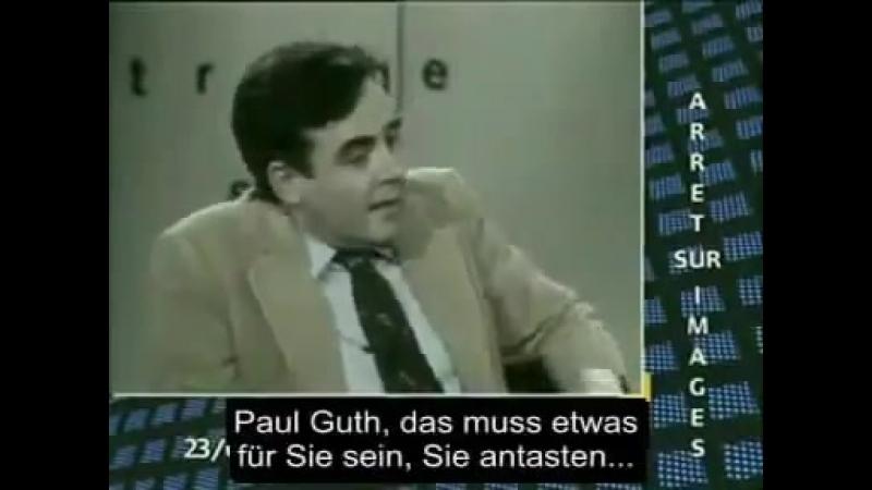 Grüne Ikonen- Daniel Cohn Bendit über Drogen und pädophile Erfahrungen.mp4