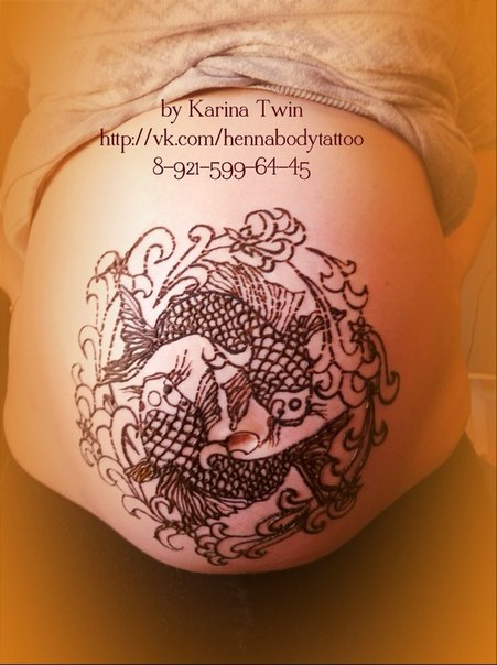 Беременность и хна