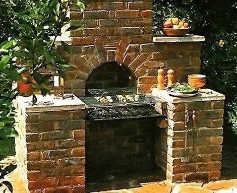 кирпичный мангал своими руками. приготовленную на мангале еду любят все: готовка и еда на свежем воздухе в теплую погоду – очень приятное занятие. если вы часто устраиваете вечеринки, такой