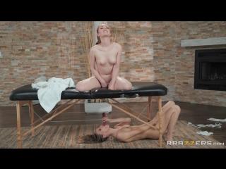 Ella hughes & jillian janson (milking clit)[2018, blonde,lesbian,massage,natural tits,redhead,sex toys, 1080p]