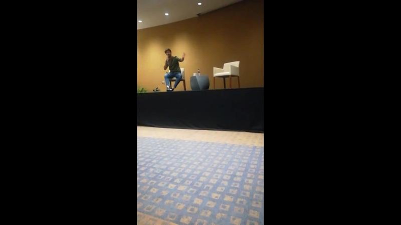 Matt Daddario at ShowTime Con 3_26.05.18_1