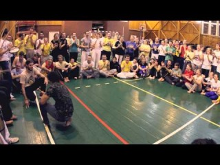 CM Primo e Inst Aranha. RB 2014 - Quilombo dos Palmares. Real Capoeira