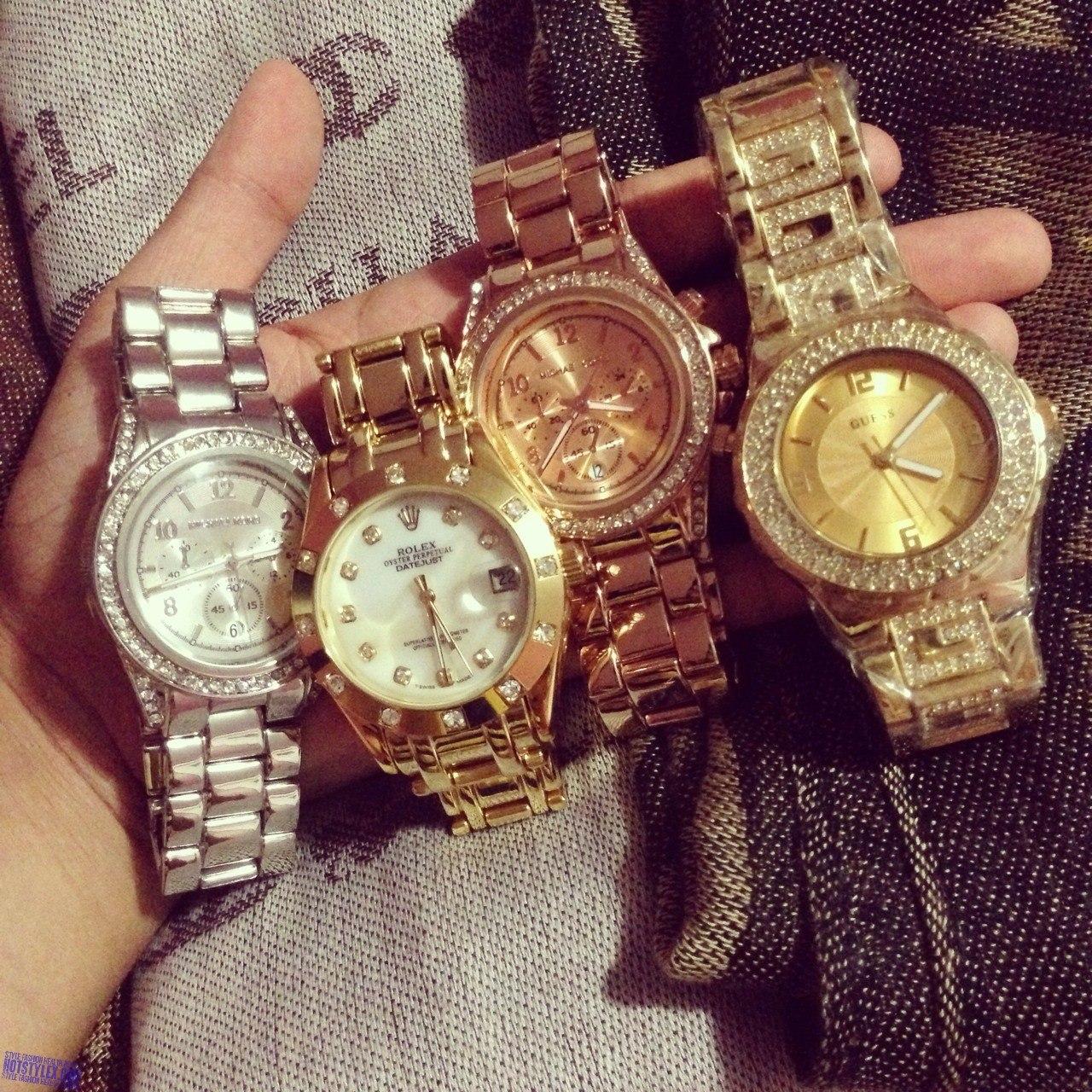 Часы стильные для девушке фото