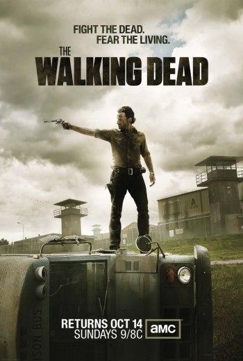 Ходячие мертвецы / The Walking Dead | Сезон 3