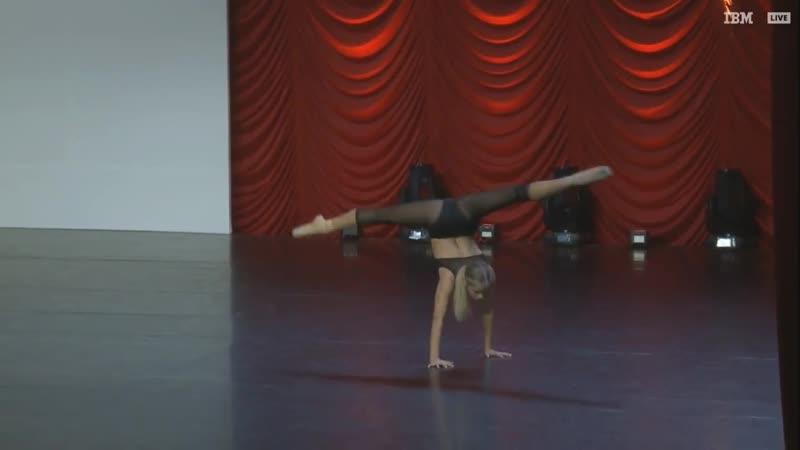 Avery Gay (2017 Junior Female Best Dancer)