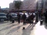 ТБИЛИСИ, 11 ДЕКАБРЯ 2013, уличный концерт ансамбля Inca Sol - ЭКВАДОР (3)