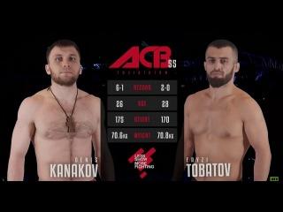 Денис Канаков (Россия) vs Файзи Тобатов (Таджикистан)