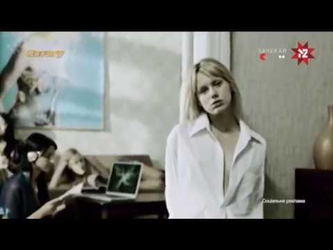 Социальная реклама Фонд Анти СПИД Анти СНІД Фонд Елены Пинчук (М2, март 2017)