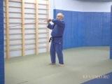 Уроки дзюдо. Тренировка с резиновым эспандером. kfvideo.ru