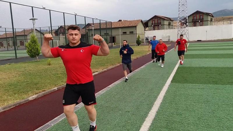 AZE-TURGENCE GREKORIMEM GÜREŞ A MİLLİ TAKIM ORTAK KAMP İLK ANTRENMANDAN ... www.guresiyorum.com Ata