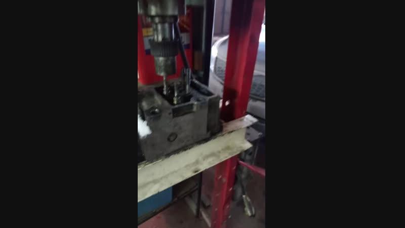 ремонт ГБЦ КамАЗ 740