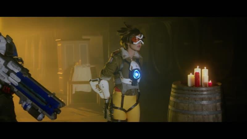Фанатская короткометражка Lion's Return про Райнхардта из Overwatch.