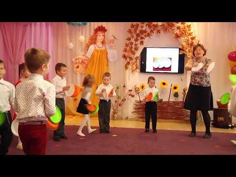Музично-ритмічна вправа Гра з тарілочками (старша група)