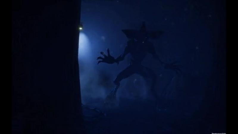 Stranger Things - сцена из отменённой игры 3