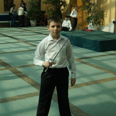 Андрей Кузьмин, 12 декабря , Москва, id201238644