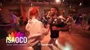Alain Rueda and Marta Khanna Salsa Dancing in Respublica Vosmera, Tuesday 01.05.2018