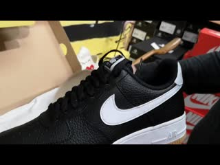 Nike air force 1 07 ci0057 002 (обзор от nate diaz)